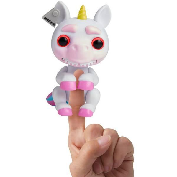 WowWee Grimlings Інтерактивний ручної єдиноріг перевертень 4333 Unicorn Evil Gigi Interactive Animal Toy