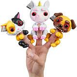 WowWee Grimlings Інтерактивний ручної єдиноріг перевертень 4333 Unicorn Evil Gigi Interactive Animal Toy, фото 5