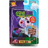 WowWee Grimlings Інтерактивний ручної єдиноріг перевертень 4333 Unicorn Evil Gigi Interactive Animal Toy, фото 7
