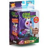 WowWee Grimlings Інтерактивний ручної єдиноріг перевертень 4333 Unicorn Evil Gigi Interactive Animal Toy, фото 2