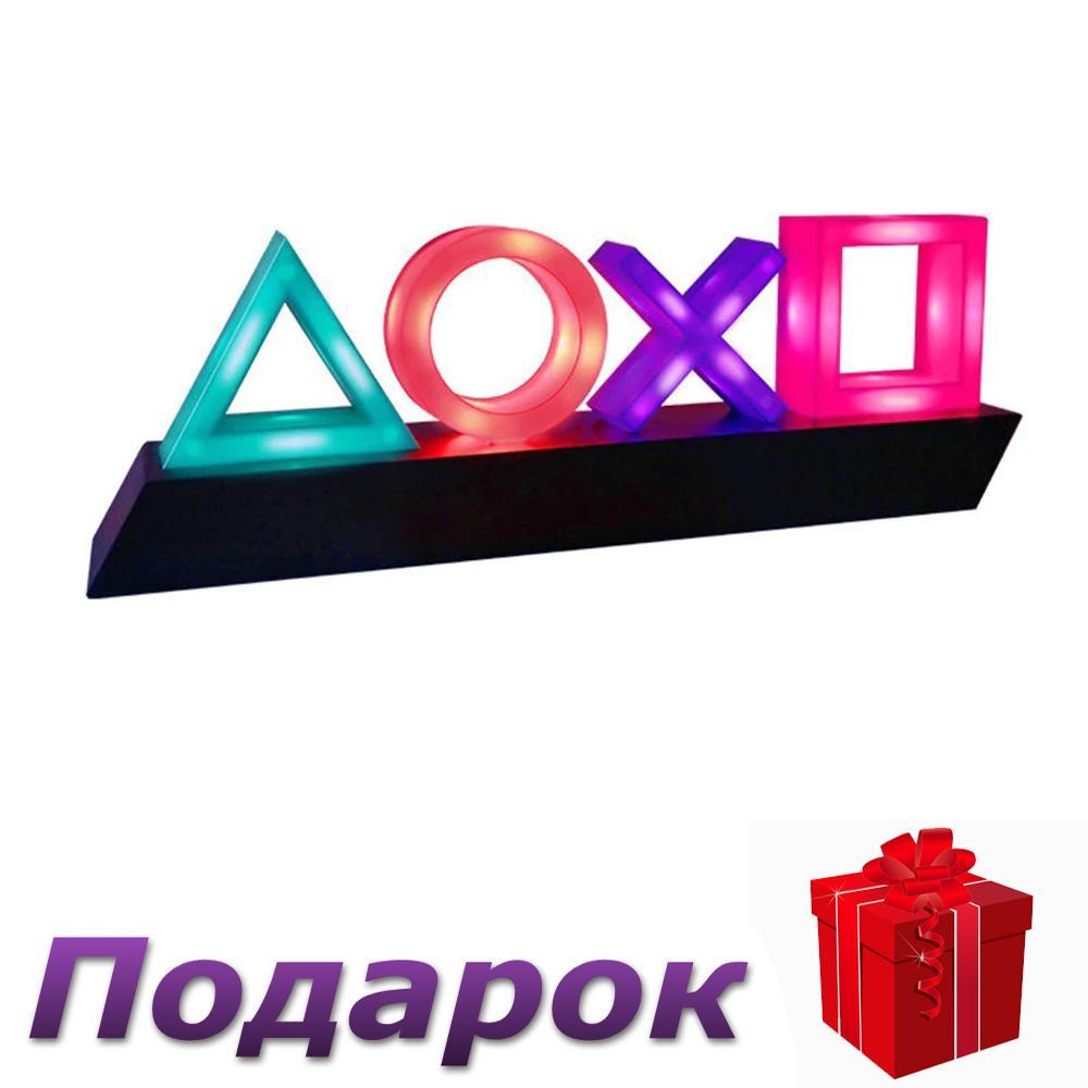 Светильник PlayStation Icon Light USB