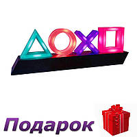 Светильник PlayStation Icon Light USB, фото 1
