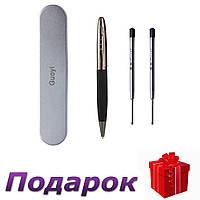 Ручка Guoyi C015 шариковая в металлическом корпусе Черный