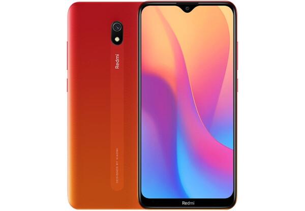 Смартфон Xiaomi Redmi 8A 4/64Gb Red Qualcomm Snapdragon 439 5000 мАч