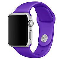 Силиконовый ремешок M/L для Apple Watch 38 / 40 | Ultra Violet | DK