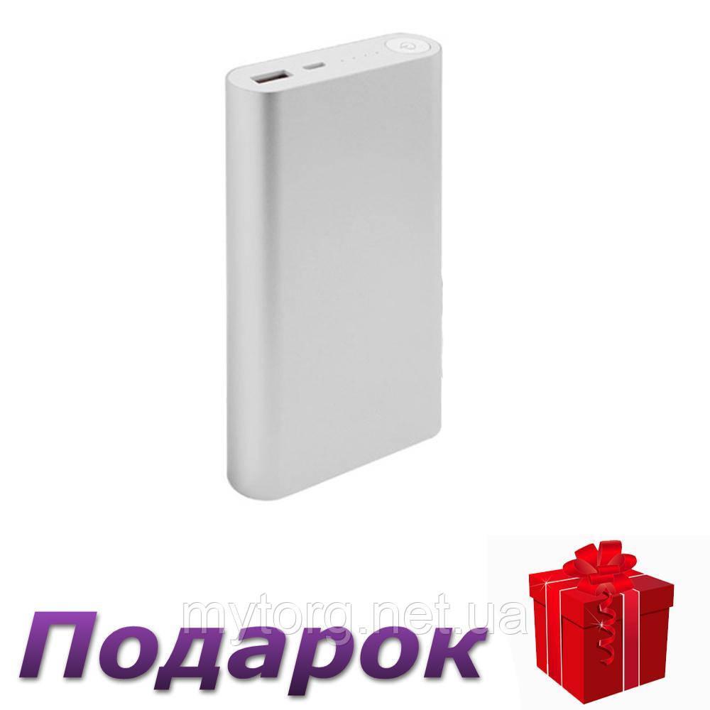 Power Bank MI 20800mAh USB 2A индикатор заряда  Белый