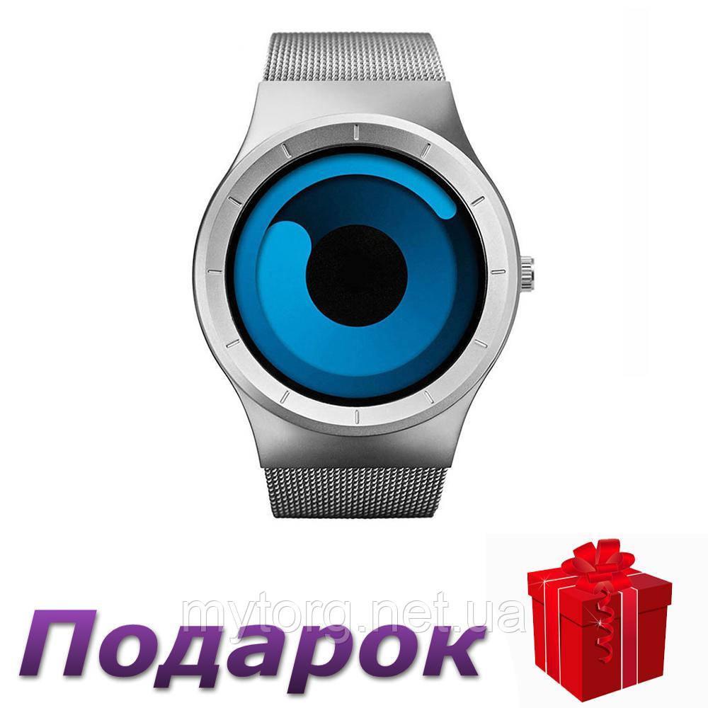 Часы Geekthink кварцевые из нержавеющей стали SSU с коробкой Белый