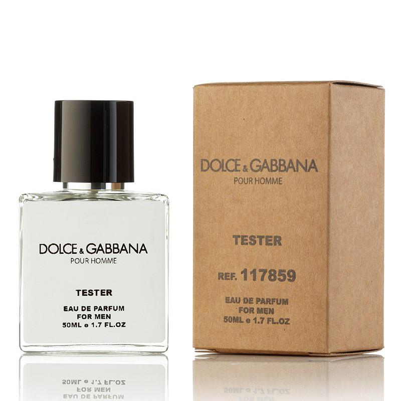 Тестер D&G Pour homme 50ml (копия)