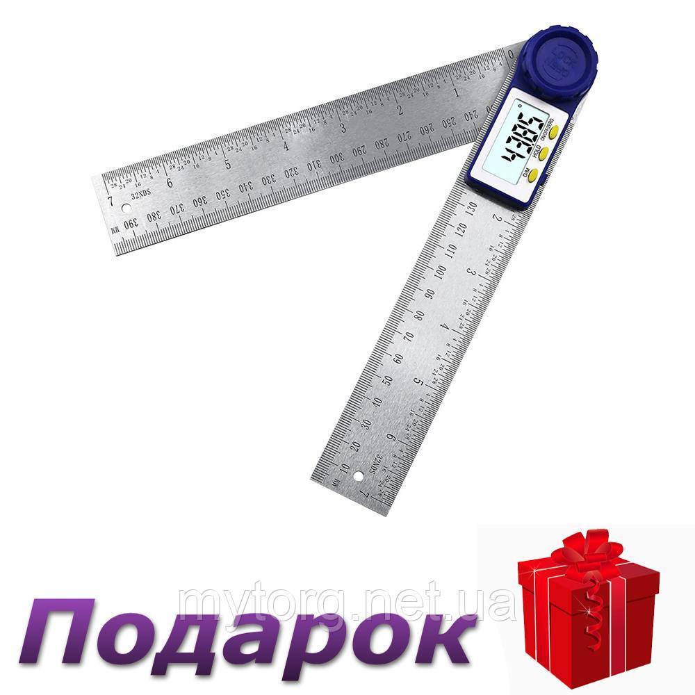 Угломер электронный транспортир Shaha 0-20 см