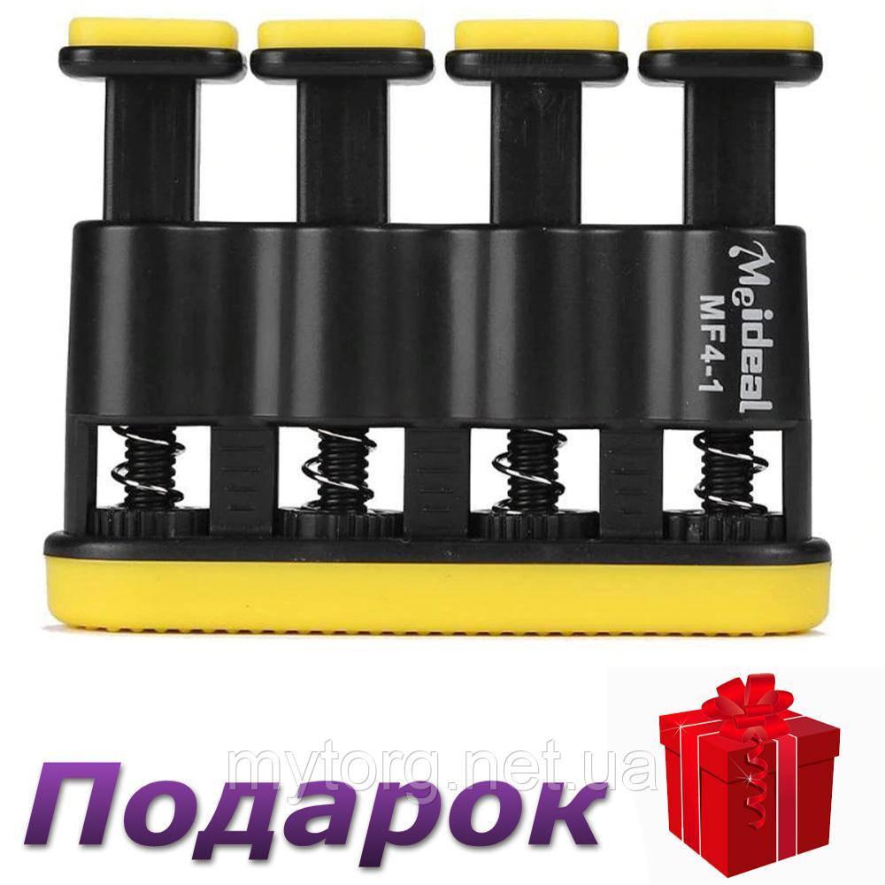 Тренажер для пальцев Medial MF1-4  Черный