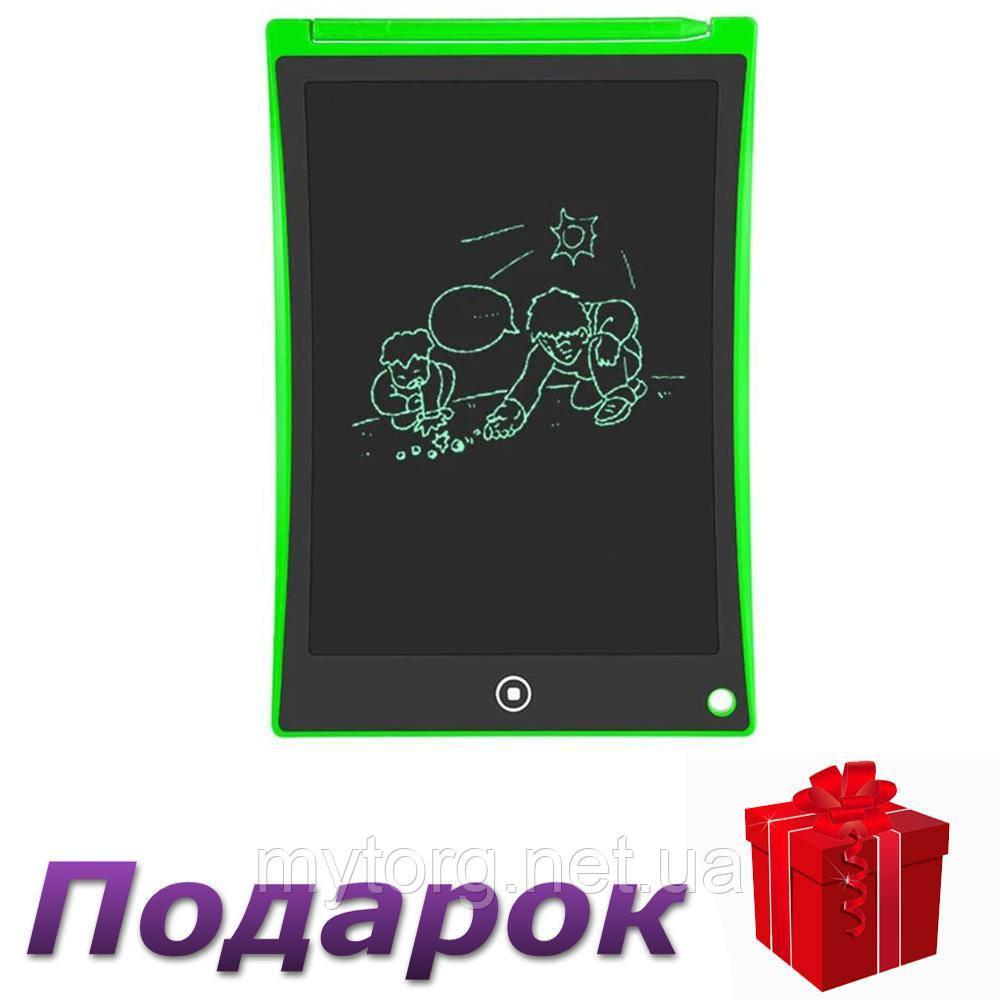 Графический планшет Vakind 8.5 дюймов со стилусом  Зеленый
