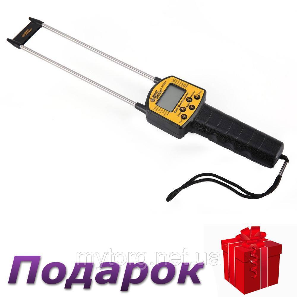 Влагомер SmartSensor AR991 зерна, сыпучих, жидкости