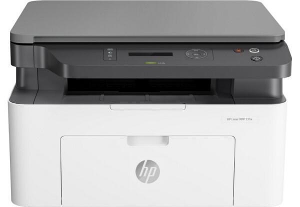 Многофункциональное устройство HP LASER MFP 135A  3 в 1 принтер, сканер, копир