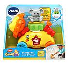 Лев с шестеренками музыкальная развивающая игрушка VTech Gearzooz Gearbuddies Lion & Mouse, фото 3