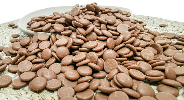 Молочний шоколад 35%