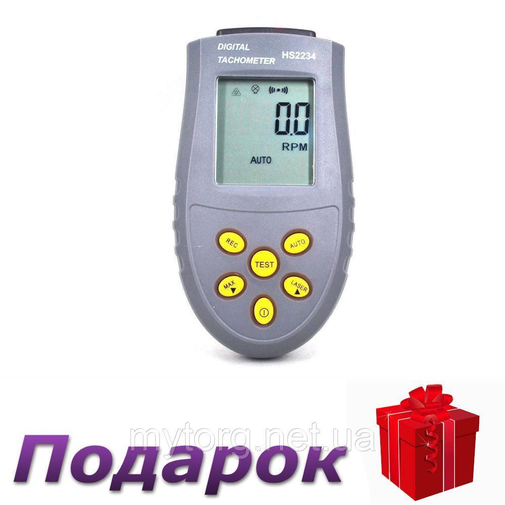 Тахометр лазерный бесконтактный HS2234