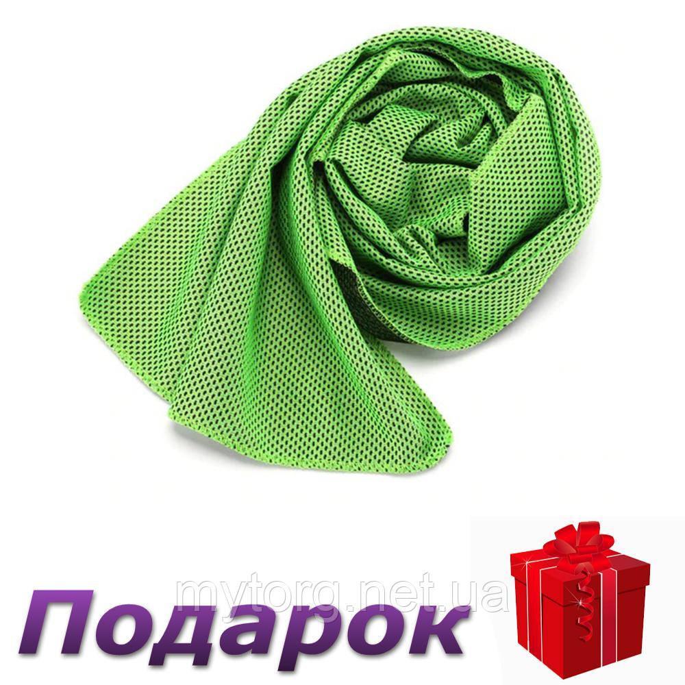 Охлаждающее полотенце для спорта Spokey  Зеленый