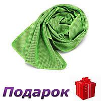 Охлаждающее полотенце для спорта Spokey  Зеленый, фото 1