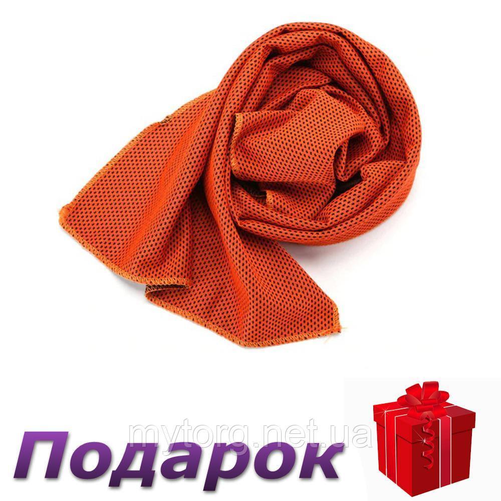 Охлаждающее полотенце для спорта Spokey  Оранжевый