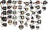 Щеточные узлы на стартера Bosch VW, AUDI, FORD, BMW, MERCEDES, FIAT, SKODA, CITROEN, PEUGEOT, SCANIA, DAF OPEL