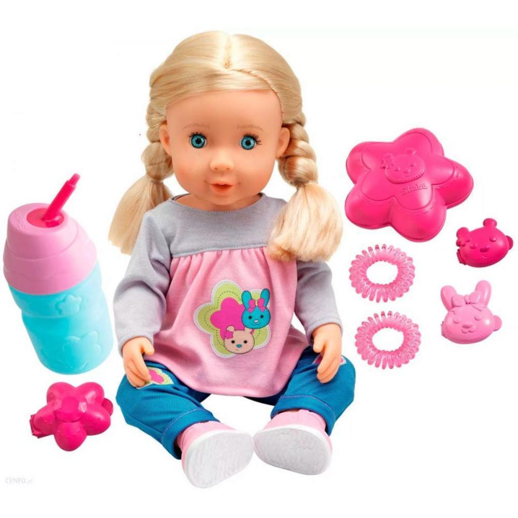Кукла Нью Борн Беби Маленькая девочка с функцией слез,  Simba 5030055 Simba
