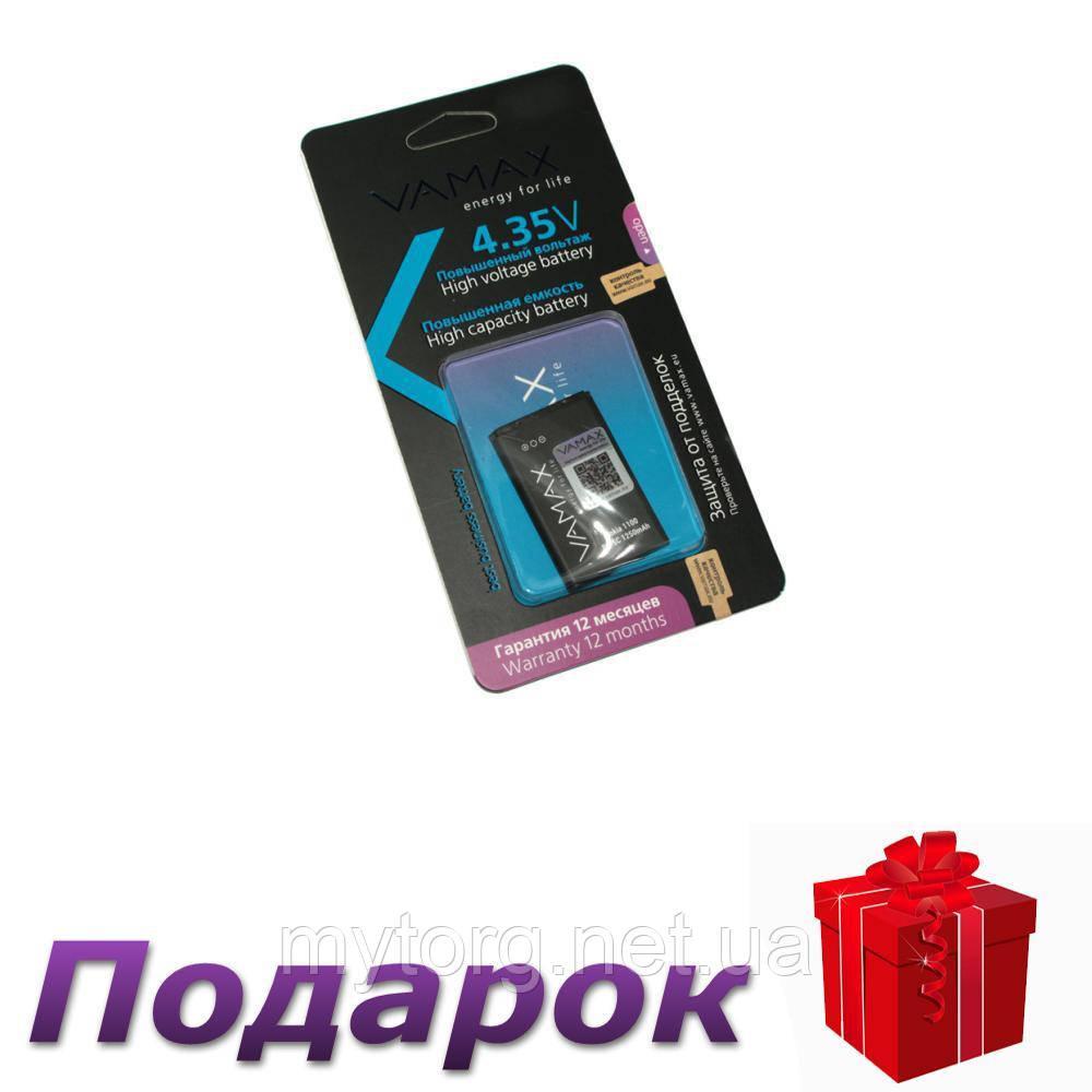 Аккумулятор Nokia BL-5C, VaMax, 1250 mAh