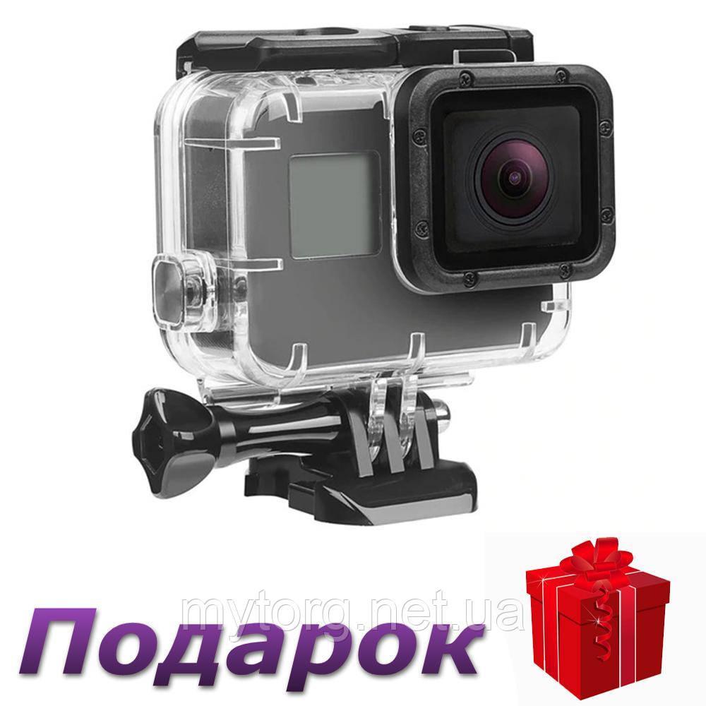 Аквабокс для экшн камеры Gopro Hero 7 6 5  Белый