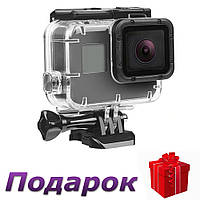 Аквабокс для экшн камеры Gopro Hero 7 6 5  Белый, фото 1
