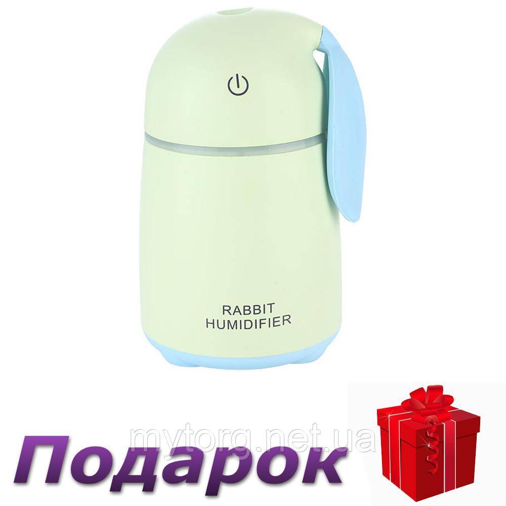 Увлажнитель воздуха USB Rabbit Humidifier  Зеленый