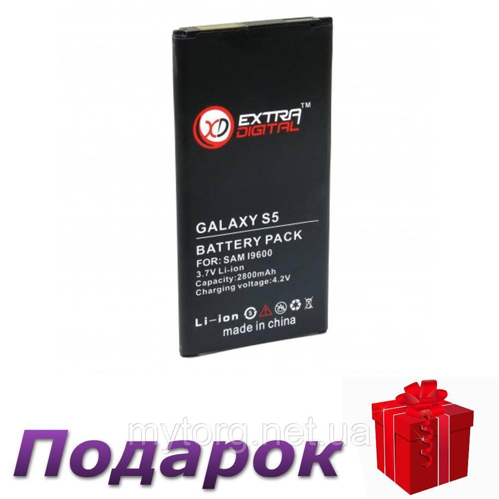Аккумулятор Samsung i9600 (Galaxy S5), Extradigital, 2800 mAh (BMS1152)