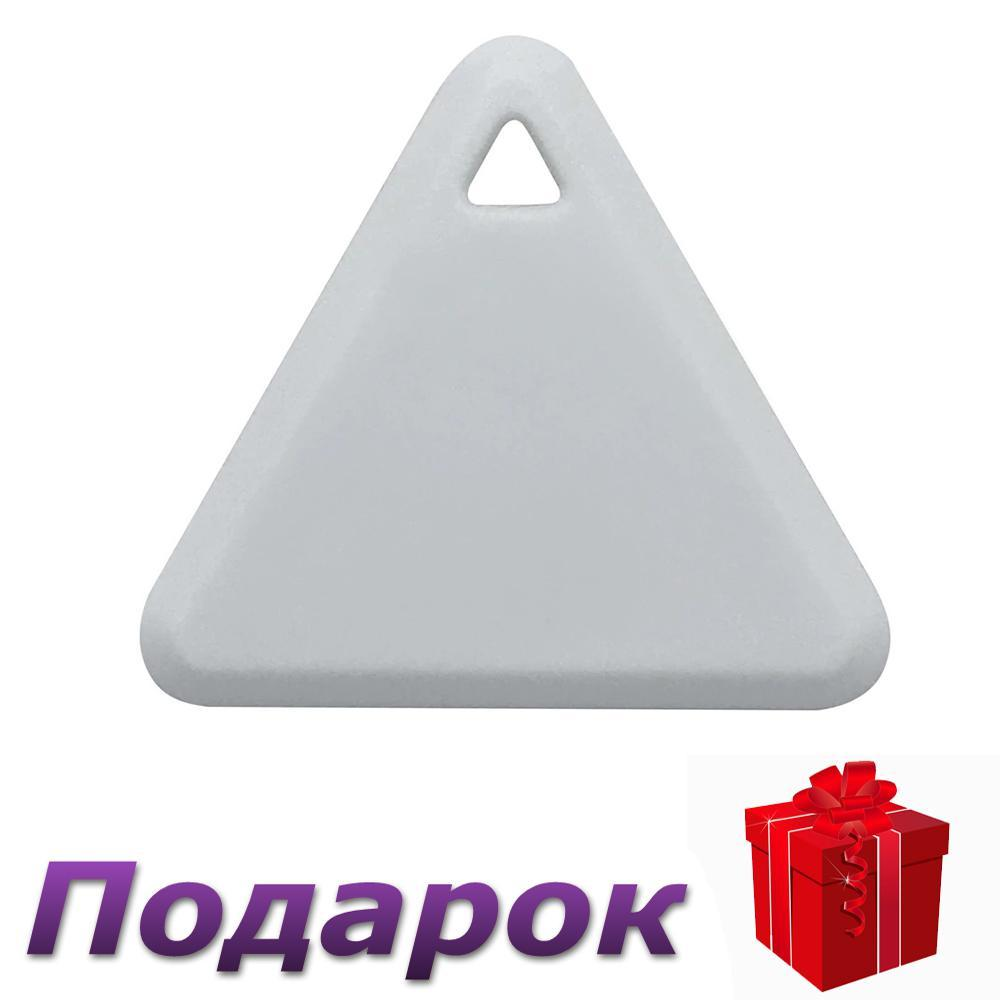 Поисковый брелок Smart Bluetooth 4.0 GPS  Белый