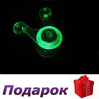 Светодиодная подсветка для велосипеда  Зеленый, фото 1
