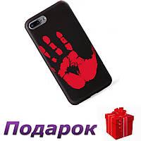 Термочувствительный чехол Ranipo для смартфона iphone 6 Plus iphone 6S Plus Черный, фото 1