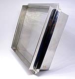 Фильтр для куботейнера оцинкованный, фото 4
