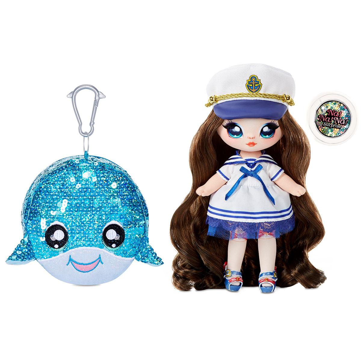 Кукла Na Na Na Surprise S3 W1 – Сейлор Блу Na! Na! Na! Surprise Sparkle Series 1 Sailor Blu 573753
