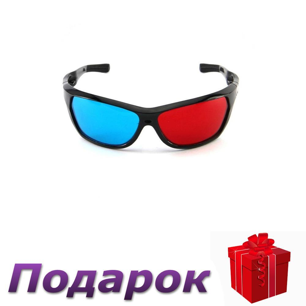 Анаглифные Стерео очки 3D