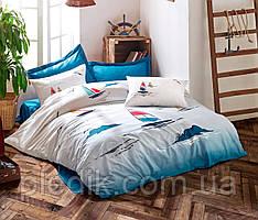 Двуспальное постельное белье 200х220 Cotton box Ранфорс SHIP