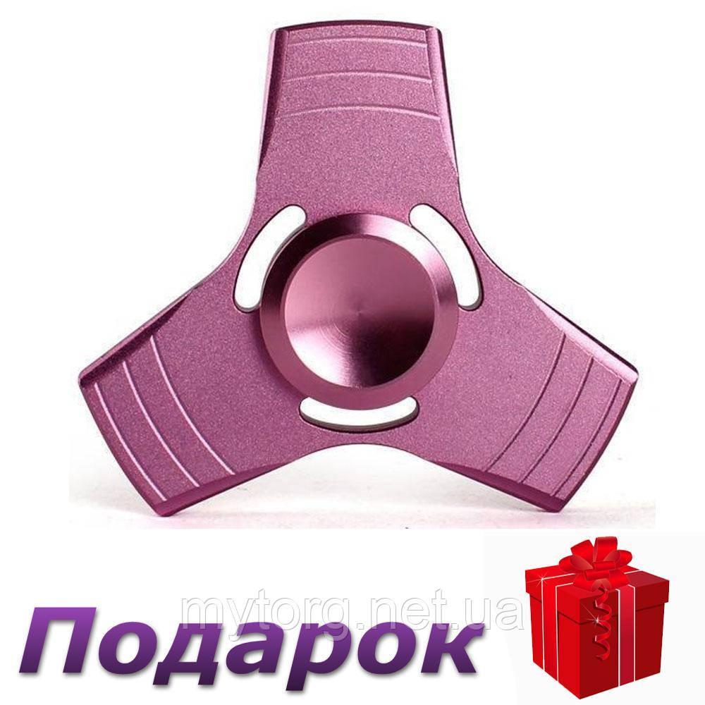Спиннер Fidget UFO  Розовый