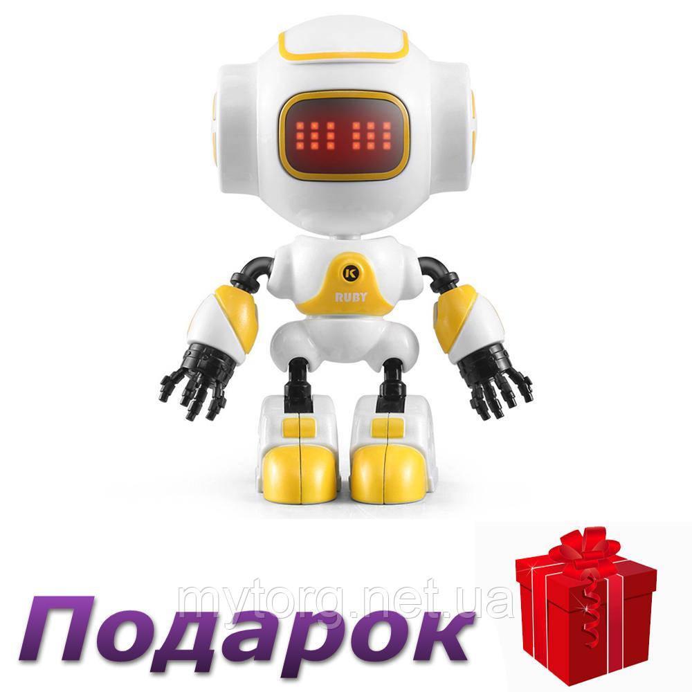 Умный робот JJRC R9 сенсорный  Желтый