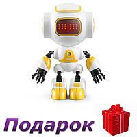 Умный робот JJRC R9 сенсорный  Желтый, фото 1