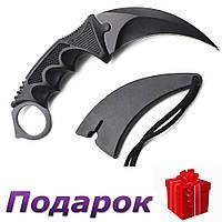 Охотничий нож Керамбит Vastar  Черный, фото 1