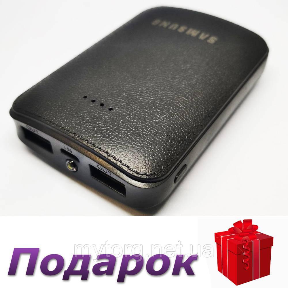 Power Bank Samsung 2USB (1A+2.1А) 15000mAh Черный