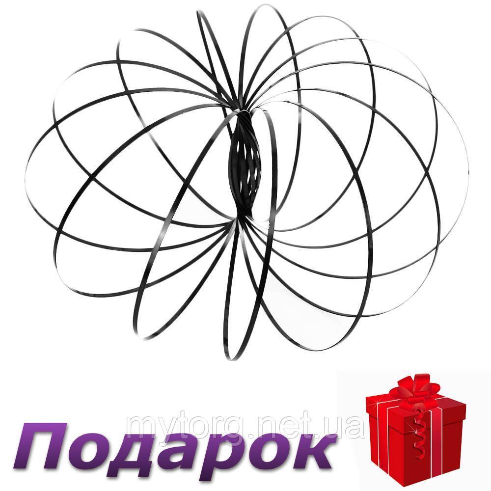 Кольцо для фокусов Toroflux индуктивное  Черный