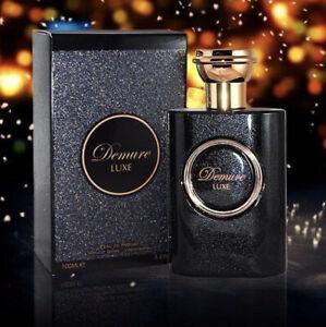 Женская парфюмерная вода Demure Luxe 100ml.Fragrance World.