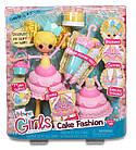 Кукла Лалалупси Сластена (Lalaloopsy Girls Cake Fashion Doll- Candle Slice O' Cake), фото 4