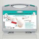 Вакуумный экстендер для увеличения члена PeniMaster PRO Premium, включает ремень, фото 2