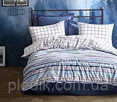 Двуспальное постельное бельё 200х220 Cotton box Ранфорс Grace