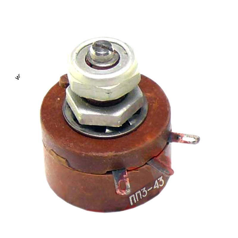 Резистор ПП3-43, 100 ОМ
