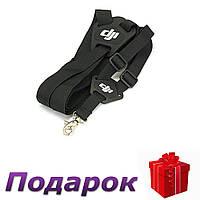 Ремешок для пульта DJI Phantom 3,4 Pro и DJI Inspire 1  Черный, фото 1