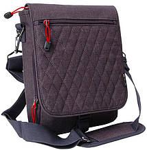 Текстильна чоловіча сумка портфель Corvet TB1516-88
